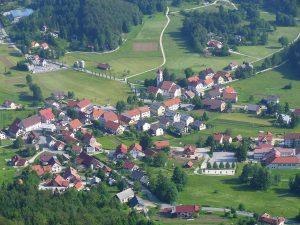 Črni Vrh nad Idrijo, Slovenia