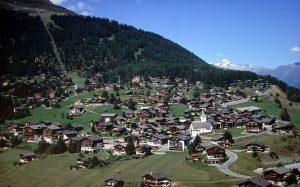Bellwald VS, Switzerland