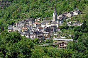 Calasca-Castiglione, Italy