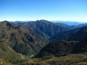 Colle dell' Usciolo Pass, Italy