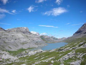 Daubensee Lake VS, Gemmi Pass, Switzerland
