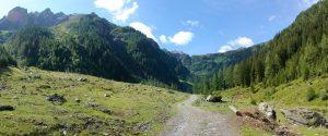 Ebnertal Valley, Luggauer Törl, Austria