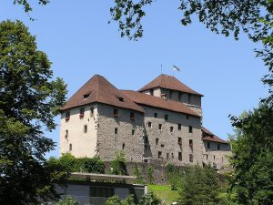 Feldkirch, Schattenburg Castle, Austria