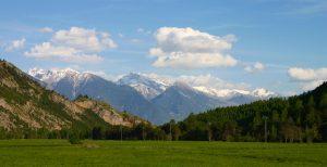 Freissinières, Queyras mountain, Écrins, France