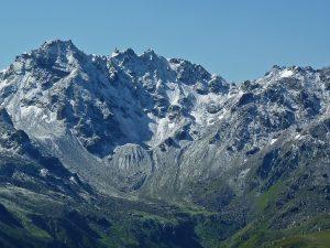 Garnera Valley, Tuebinger Hut, Austria