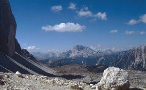 Hohe Gaisl - Croda Rossa, Lavaredo Pass, Italy