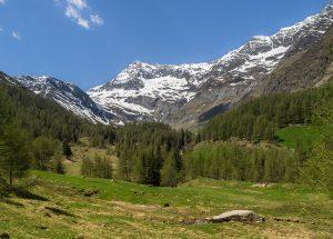 Hohe Wilde, Texel mountain range, Italy