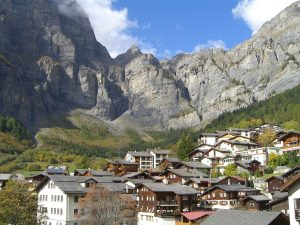 Leukerbad VS, Switzerland