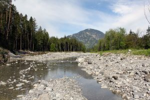 Lutz River, Hoher Frassen mountain, Austria