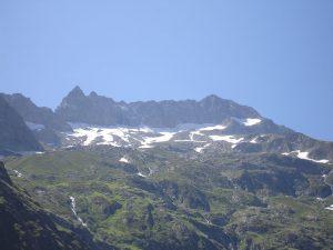 Mont du Gélas mountain, France