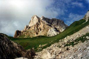 Monte Peralba - Hochweissenstein, Italy