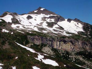 Naafkopf mountain Rätikon mountain massif, Austria