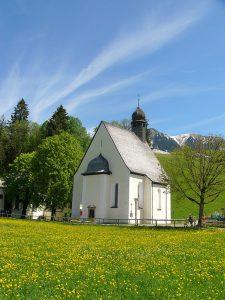 Oberstdorf, Loretto Chapel, Germany