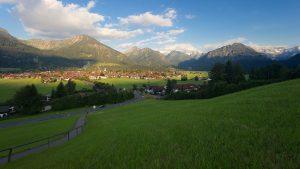 Oberstdorf im Allgäu, Germany