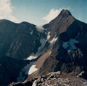 Parseierspitze, Austria