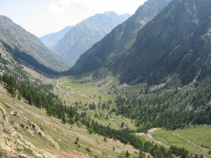 Pian del Valasco Valley, Italy