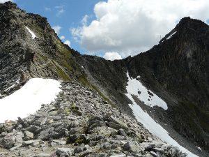 Pitztaler Jöchl Pass, Austria