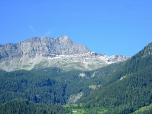 Piz Cancian mountain, Italy