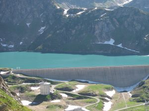 Robiei Reservoir TI, Switzerland