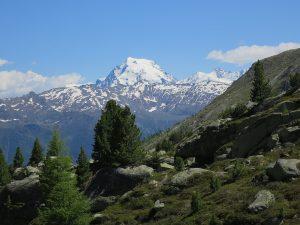 S-charljöchl, Pass, Cruschetta Pass, Ortler mountain Italy