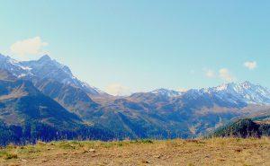 San Giacomo Pass TI, Switzerland