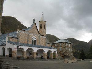 Sant'Anna di Vinadio, Sanctuary, Italy