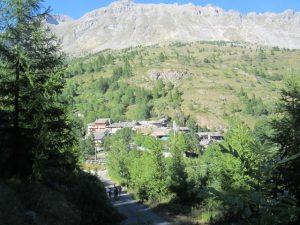 Saretto, Maira Valley, Italy