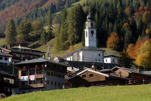 Sauris di sotto, Italy