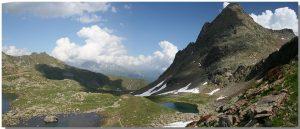 Schiazzera Lake, Valtellina Valley, Italy