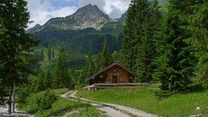 Schwarzwassertal, Austria