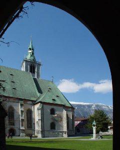 Schwaz, Parish Church, Austria