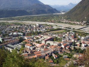 Tolmezzo Panorama, Italy