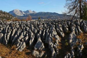 Totes Gebirge, Karst formation, Austria