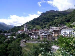 Traversella, Italy