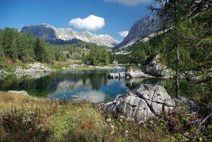 Triglav Lakes Valleys, Slovenia