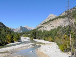 Vallée de la Clarée Valley, France