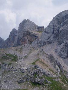 Wetterstein mountains, Meiler Hut, Germany