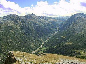 Zwischbergen Valley, Switzerland