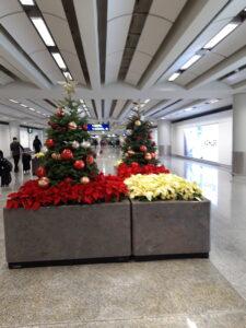 20191207_063822 - Hongkong - FLughafen - Weihnachten