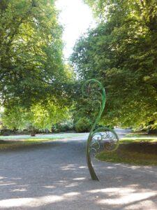 20191208_182025_new - Neuseeland - Christchurch - Botanischer Garten - Maori-Kultur - Farn