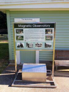 20191208_184816 - Neuseeland - Christchurch - Botaniser Garten - Magnetismus - Antartika