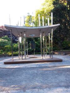 20191208_191650_new - Neuseeland - Christchurch - Botanischer Garten - World Peace Bell