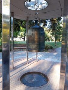 20191208_191757 - Neuseeland - Christchurch - Botanischer Garten - World Peace Bell