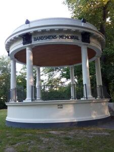 20191208_192323 - Neuseeland - Christchurch - Botanischer Garten - Denkmal - Erster Weltkrieg