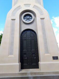 20191209_103900 - Neuseeland - Christchurch - Wasserturm - geschütztes Denkmal