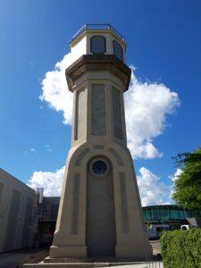 20191209_104128 - Neuseeland - Christchurch - Wasserturm - geschütztes Denkmal