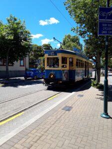 20191209_131019 - Neuseeland - Christchurch - historische Strassenbahn