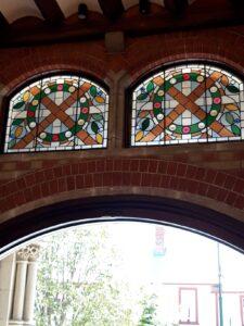 20191209_131338 - Neuseeland - Christchurch - Christchurch Art Centre - Bleiglasfenster