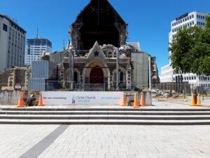 20191209_133742 - Neuseeland - Christchurch - Christchurch Cathedral - Erdbeben 2011