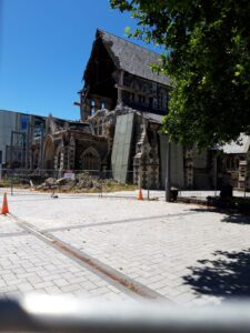 20191209_134429 - Neuseeland - Christchurch - Christchurch Cathedral - Erdbeben 2011